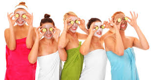 Spa Pamper Parties