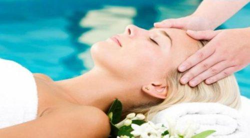 regular facial massage spa treatment for healthy. Black Bedroom Furniture Sets. Home Design Ideas
