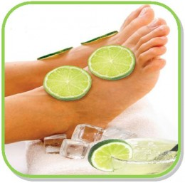 Lime Oil Massage