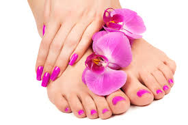 Mobile Manicure & Pedicure