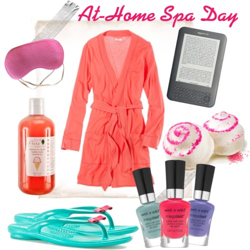 How to do a professional Spa Day at home