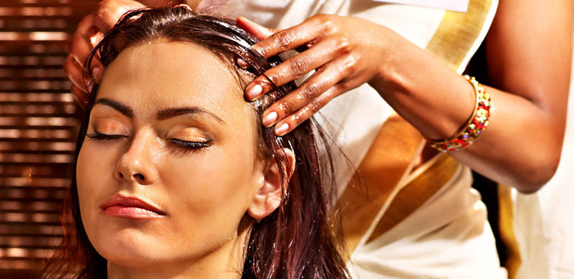 Why Indian Head Massage is so popular and so good for you