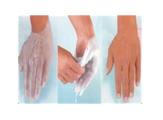 ango Coconut Paraffin Pamper Party Manicure Treatment
