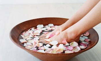 Mobile Pedicure Foot Treatments