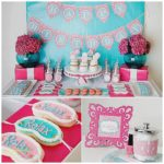Baby Shower Spa Party Ideas