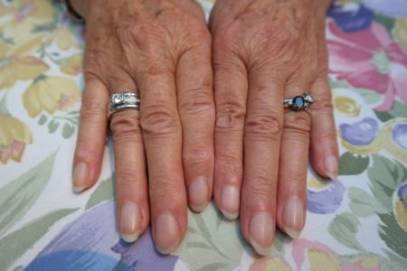 Mobile Manicure or Pedicure for Seniors