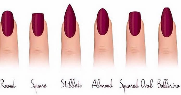 Want to know the best nail shape for your manicure